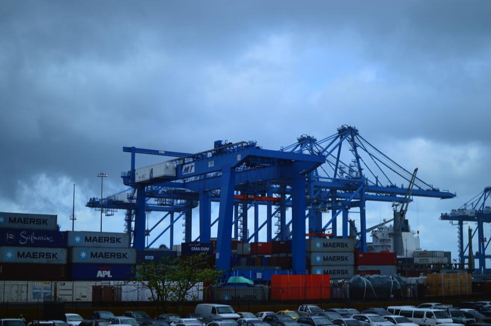 Manzanillo International Terminal (MIT!) port
