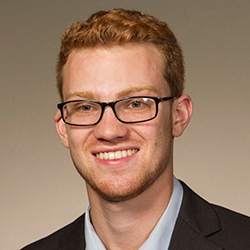 The author, Blake Stimpson, Class of 2021 MIT SCM Master's Candidate